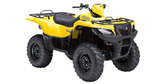 Suzuki Unveils 2011 KingQuad 500 AXi and 2010 KingQuad 450 AXi