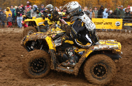 Michael Swift was victorious in all 13 GNCC races this year in the 4x4 Limited class.