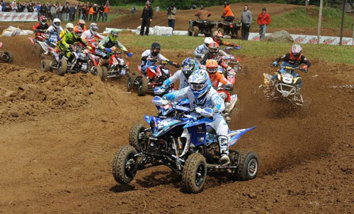 Thomas Brown Holeshot