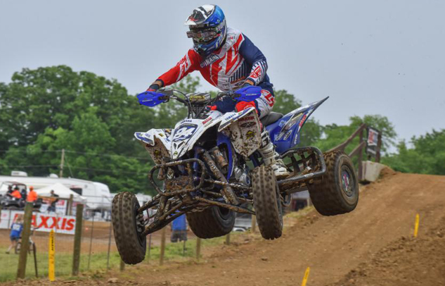 Thomas Brown ATV Motocross