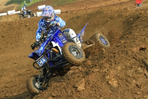 Thomas Brown ATV Motocross Ballance Racing