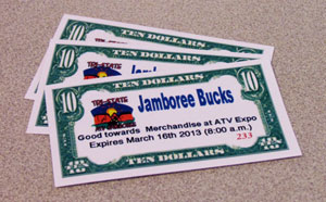 Tri-State ATV Jamboree Bucks