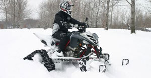 Winter ATV Riding Essentials
