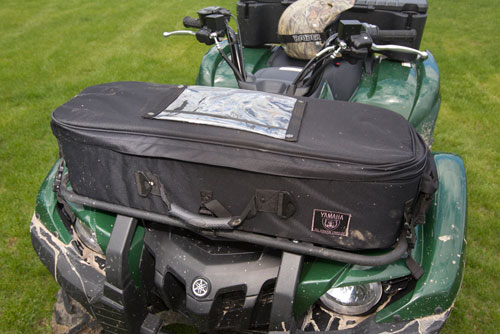 Yamaha Rack-Mounted Gear Bag