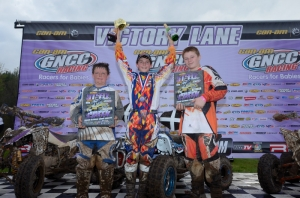 Youth Podium Steele Creek GNCC