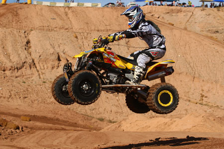 Pro-Am champion Dillon Zimmerman earned a top-10 in the Pro class.