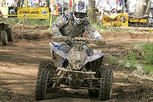 Bill Ballance will looks for his 10th straight GNCC Series title.