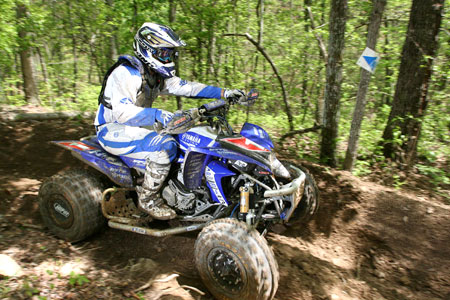 Can Bill Ballance make it nine GNCC championships in a row?