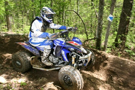 Bill Ballance will look for his 10th straight GNCC championship in 2009.