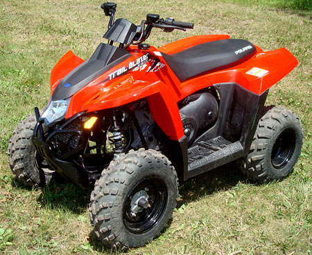 2010 Polaris Trail Blazer 330