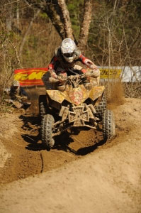 Chris Borich is looking to defend his GNCC title.