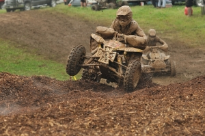 Chris Borich earns win No. 6 this season at a very muddy John Penton GNCC.