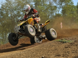 Chris Borich continues to dominate the 2010 Can-Am GNCC Series.