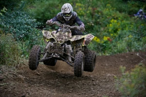 Chris Borich is on the cusp of earning his first GNCC championship.