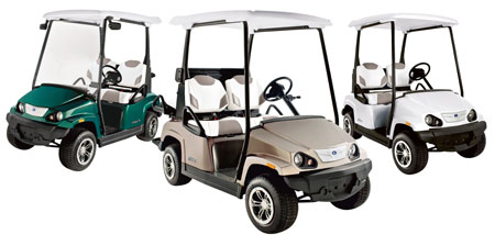 2010 Polaris Breeze Lineup