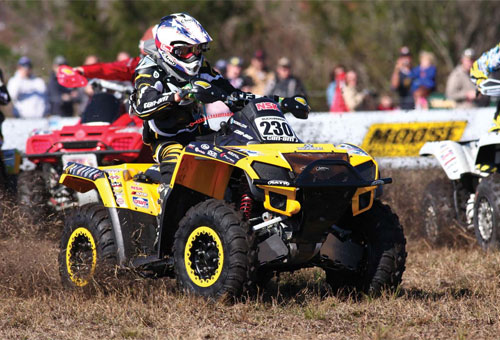 Bryan Buckhannon Can-Am Racing