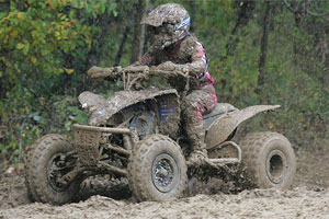 Traci Cecco earned her seventh GNCC Women's Title with her win in the season finale.