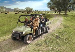 The six-passenger Ranger Crew has been a success for Polaris.