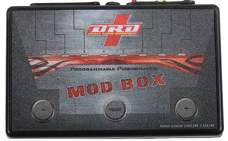 The DRD Mod Box was tested by Doug Dubach and pro rider Dustin Nelson