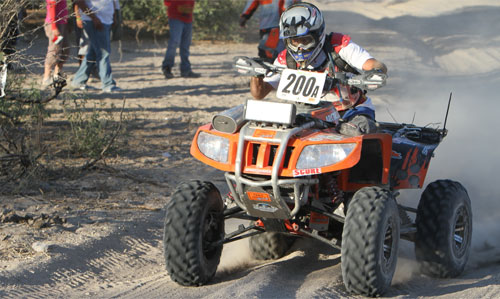 Fines Double Racing Baja 1000