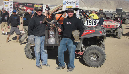 Jagged X wins King of the Hammers UTV class