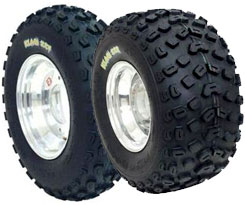 Kenda Klaw XC tires are designed for cross-country riding. They feature GNCC style radial casing and are designed to meet the demands of the toughest cross country terrain. Dual rotation tread design allows the rider set up for soft to medium terrain or medium to hard terrain. Prices start from about $68.