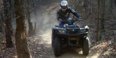 2007 Suzuki KingQuad 450 Review