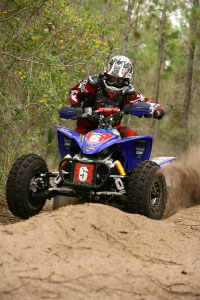Taylor Kiser secures his first ever GNCC win.