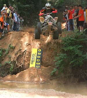 McClure finished on the XC1 Pro Class podium for the first time.