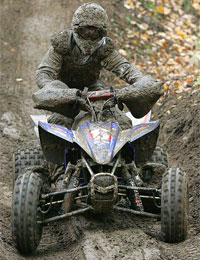 Don Ockerman will be one of the main riders to watch in 2009.