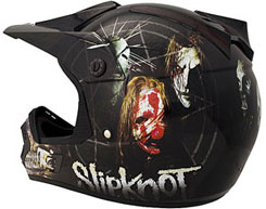 SlipKnot ($249.99): Advanced composite shell with exclusive SlipKnot graphics; removable/washable liner. SNELL, DOT approved.