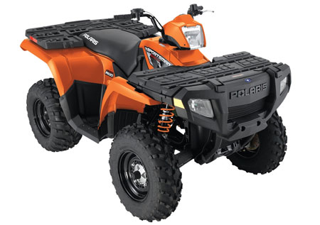 2010 Limited Edition Sportsman 500 H.O.