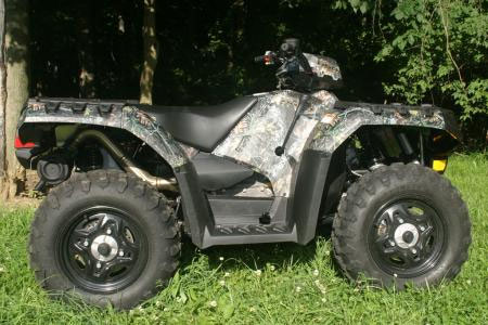 2009 Polaris Sportsman XP 850 EPS