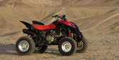 2008 Honda TRX700XX Preview