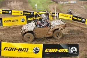 Team Faith finished second in the Lites Modified UTV class.