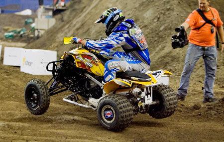 Chad Wienen started his Can-Am tenure off with a bang in Montreal.