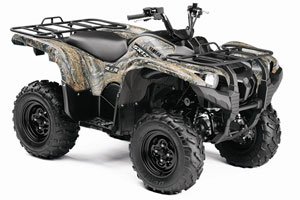 2009 Yamaha Grizzly 700 FI Auto. 4x4 EPS Ducks Unlimited Edition