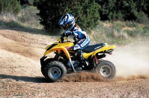 Dealers may soon be allowed to sell youth ATVs once again.