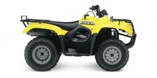 2004 Suzuki Eiger™ 400 4X4 Manual
