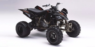2004 Yamaha YFZ450 Limited Edition