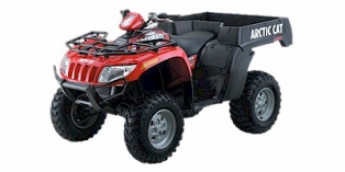 2005 Arctic Cat 500 4x4 Automatic TBX