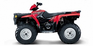 2005 Polaris Sportsman 500 H.O.