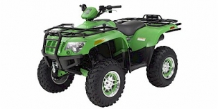 2006 Arctic Cat 400 4x4 Automatic LE