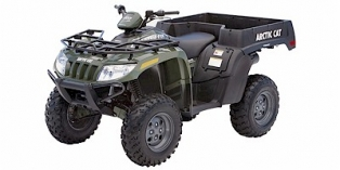 2006 Arctic Cat 400 4x4 Automatic TBX