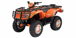 2006 Arctic Cat 650 V-2 4x4 Automatic LE Tony Stewart
