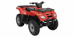 2006 Bombardier Outlander 400 Ho Reviews Prices And Specs