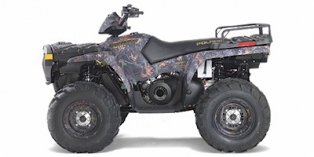2006 Polaris Sportsman® 500 HO EFI - Browning Edition