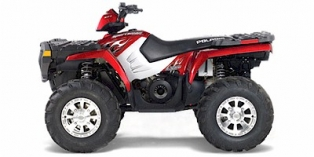 2006 Polaris Sportsman® 500 EFI - Red Flame