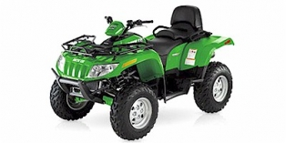 2007 Arctic Cat 400 4x4 Automatic TRV Plus