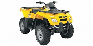 2007 Can-Am Outlander™ 650 H.O. EFI
